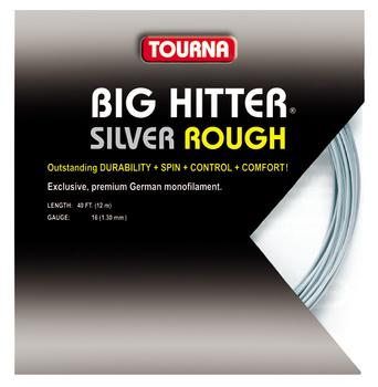 Tourna Big Hitter Silver Rough | Tourna Sets