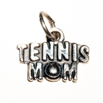 Image Charm - Tennis Mom