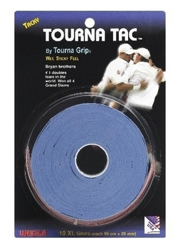 Tourna Tac XL - 10 pack - blue | Tourna Grips and Accessories