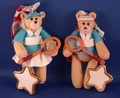 Image Belly Bear Ornaments