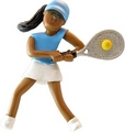 Image African American Tennis Player - Female