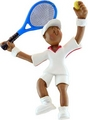 Image African American Tennis Player - Male