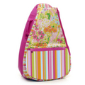 Image Chic Secret Garden Tennis Backpack
