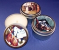Image Tennis Candle Tins - Aromatherapy