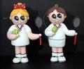 Image Dough Babies - Tennis!