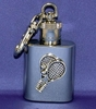 Image Clip-On Tennis Flask