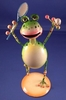 Image Tennis Frog - (Too Cute For Words!)