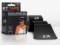 Image KT Tape - Black - 20 Precut strips