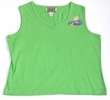 Image Ladies Lime Green Tennis Tank Top