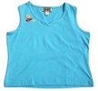 Image Ladies Light Blue Tank Top