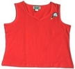 Image Ladies Red Tennis Tank Top