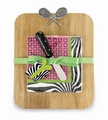 Tennis Cutting Board Set