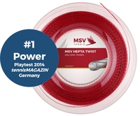 Image MSV Hepta - Twist  660'  Reels