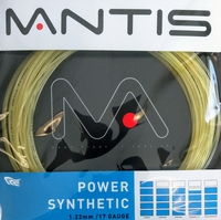 Image MANTIS Power Synthetic - Amber - 40' Sets