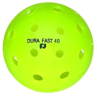 Image Dura Fast 40 - Neon Outdoor ball