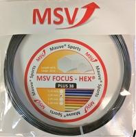 Image MSV Focus Hex +38 blk 1.30mm