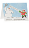 Image Snowman Holiday Greeting Cards