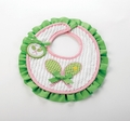 Image Fancy Tennis Baby Bib